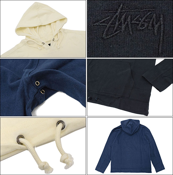 STUSSYステューシーのパーカー Over Dyed HO16 02