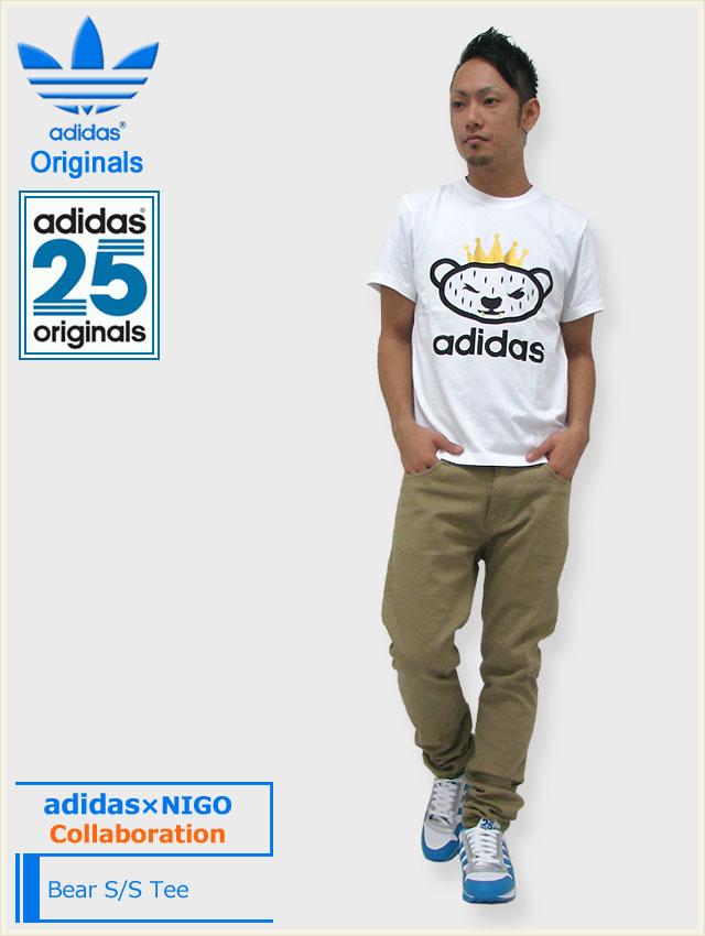adidas t shirt bear