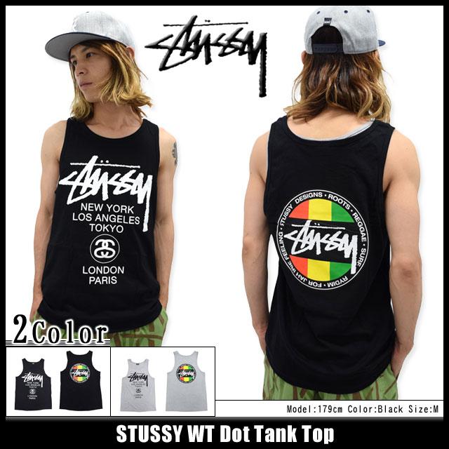 ice field  Stussy STUSSY tank tops men s WT Dot (stussy tank top ... a886846ad
