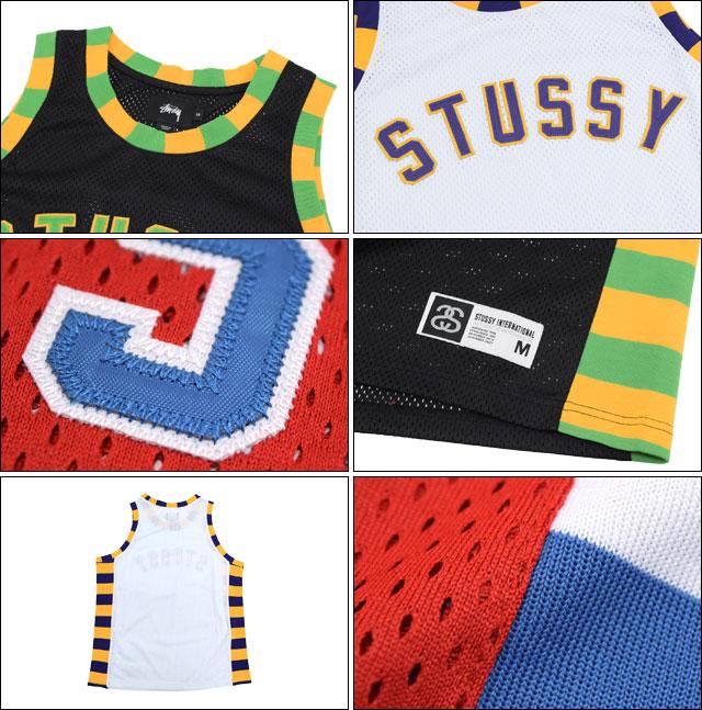 STUSSYステューシーのタンクトップ Swingman Basketball02