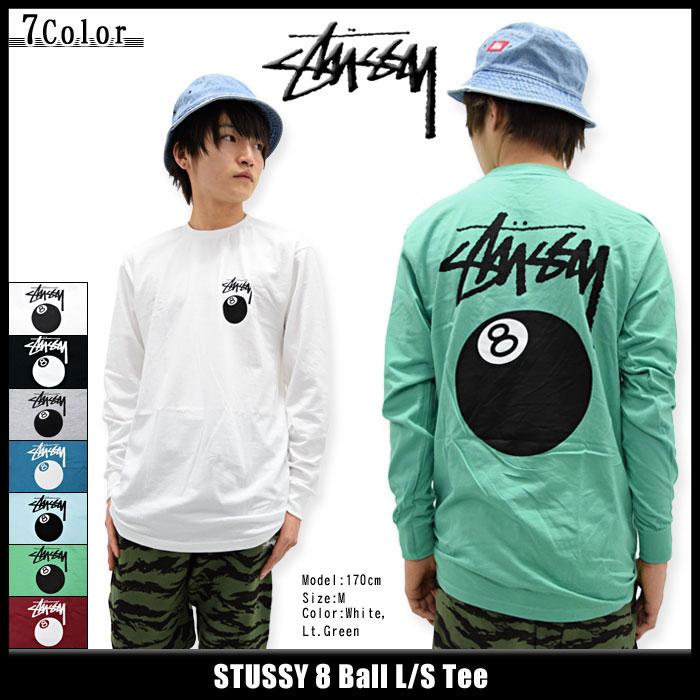 STUSSYステューシーのTシャツ 8 Ball01