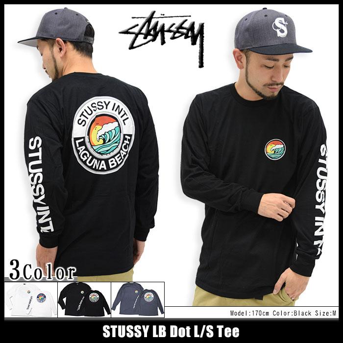 STUSSYステューシーのTシャツ LB Dot01