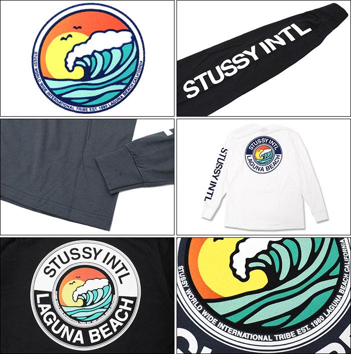 STUSSYステューシーのTシャツ LB Dot02