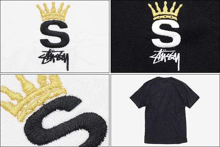 STUSSYステューシーのTシャツ Crown Royal02