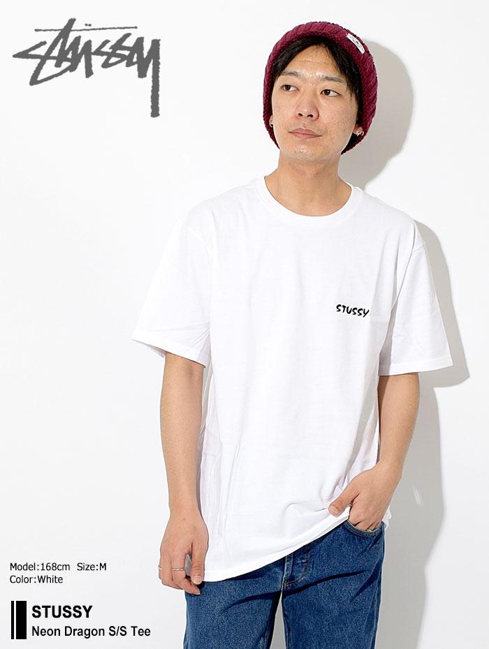 STUSSYステューシーのTシャツ Neon Dragon01