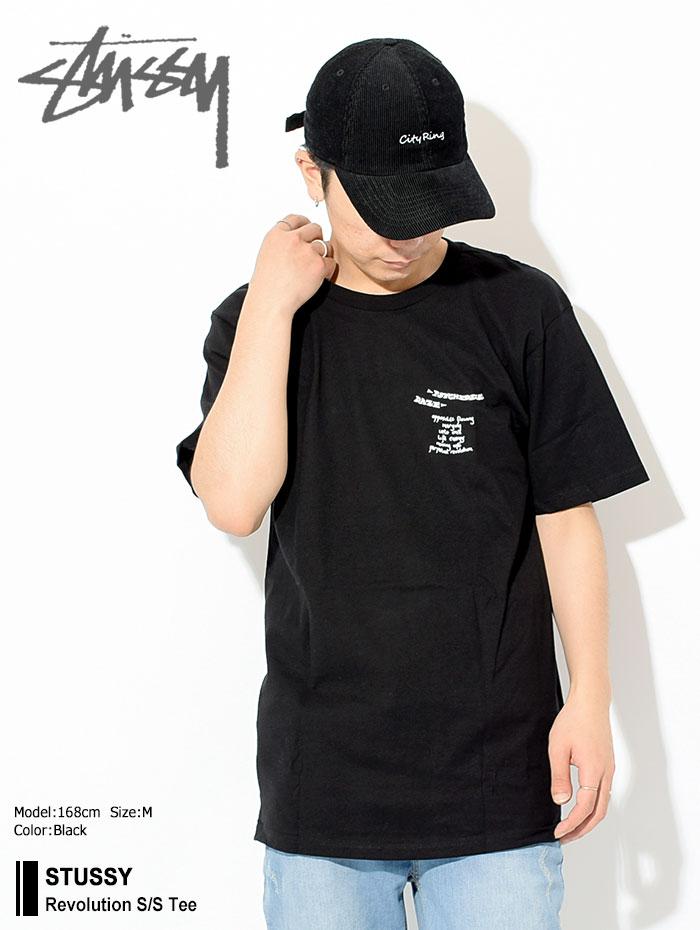 STUSSYステューシーのTシャツ Revolution01