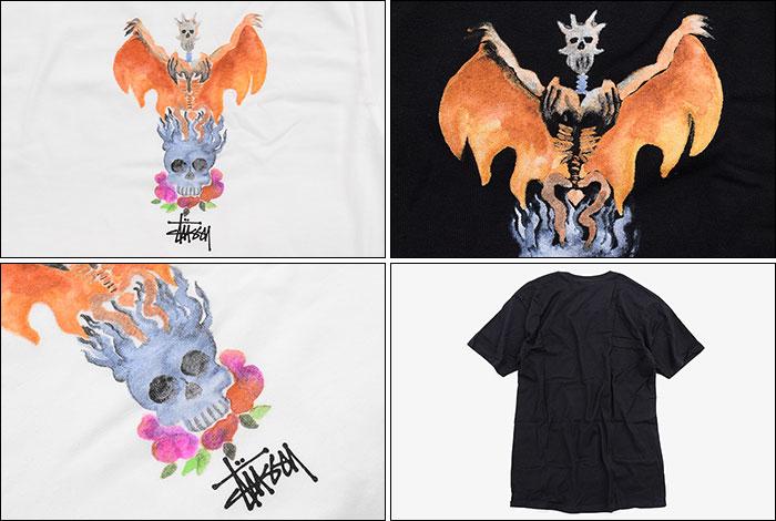 STUSSYステューシーのTシャツ Phoenix02