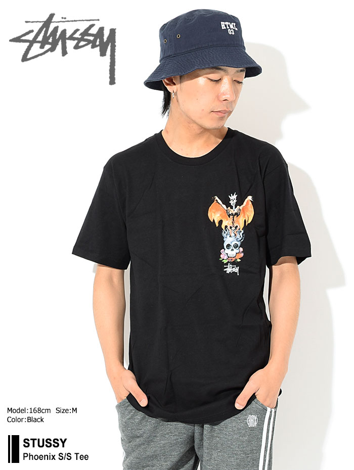 STUSSYステューシーのTシャツ Phoenix01