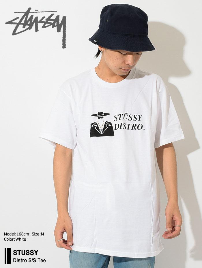 STUSSYステューシーのTシャツ Distro01