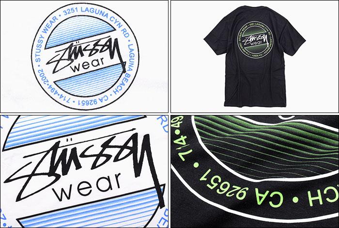 STUSSYステューシーのTシャツ Dot Fade03