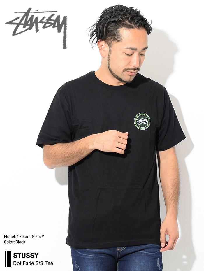 STUSSYステューシーのTシャツ Dot Fade01