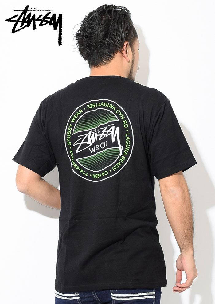 STUSSYステューシーのTシャツ Dot Fade02