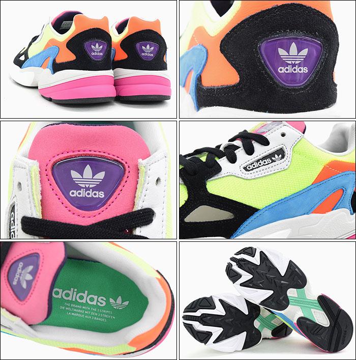 adidasアディダスのスニーカー FALCON03