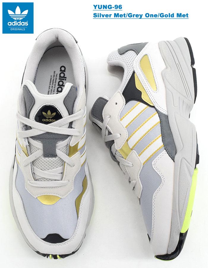 adidasアディダスのスニーカー YUNG-96 02