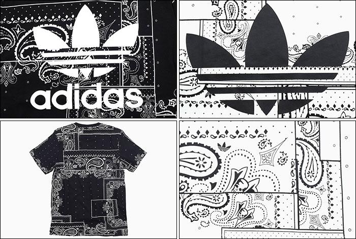adidasアディダスのTシャツ Bandana07