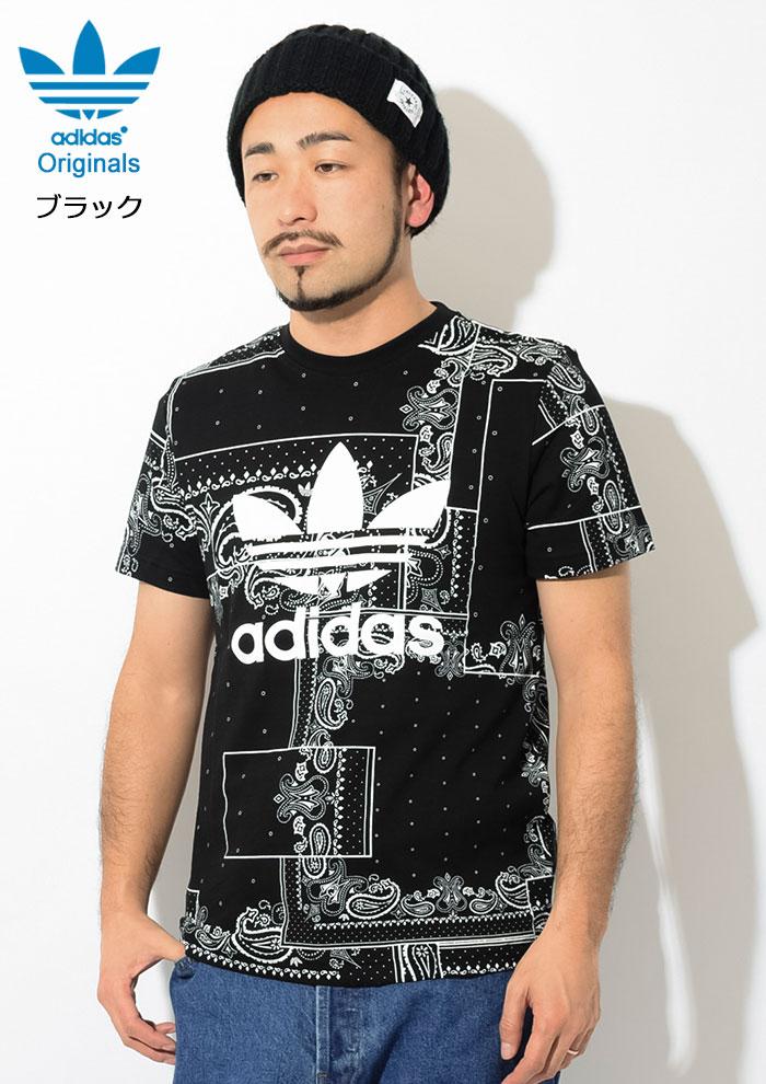 adidasアディダスのTシャツ Bandana03