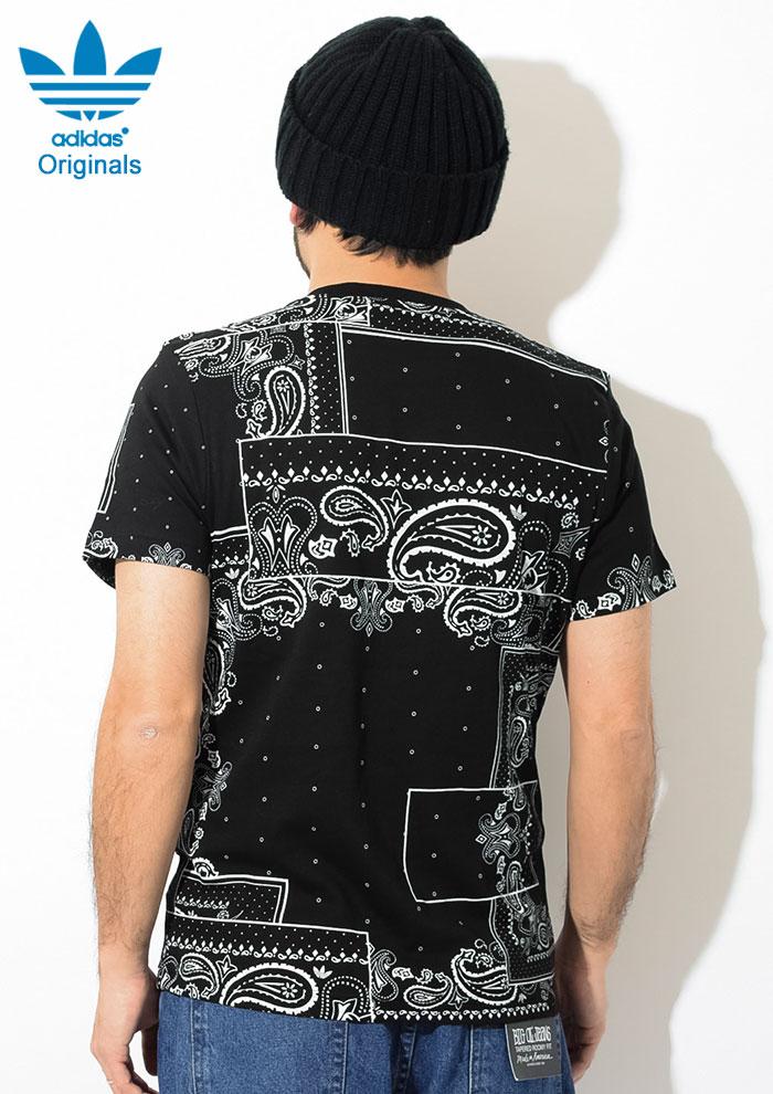 adidasアディダスのTシャツ Bandana04