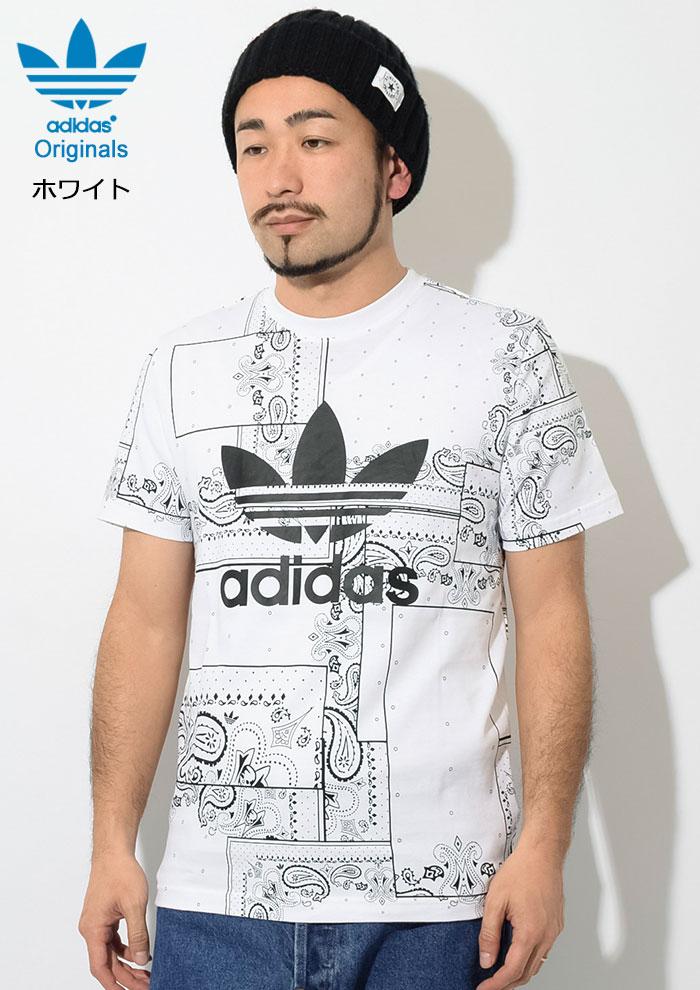 adidasアディダスのTシャツ Bandana05
