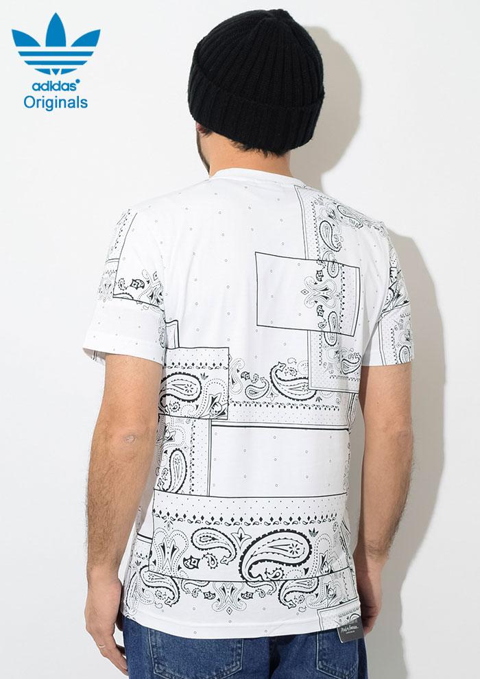 adidasアディダスのTシャツ Bandana06