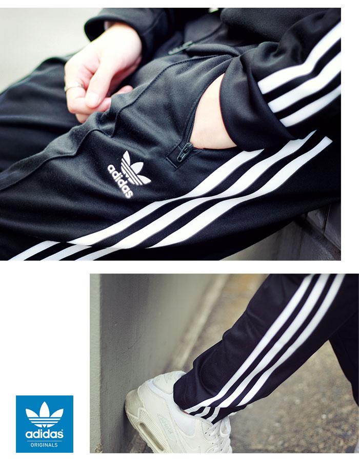 adidasアディダスのジャージ ベッケンバウアー03