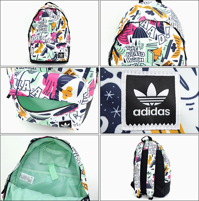 adidasアディダスのリュック Bill Backpack03