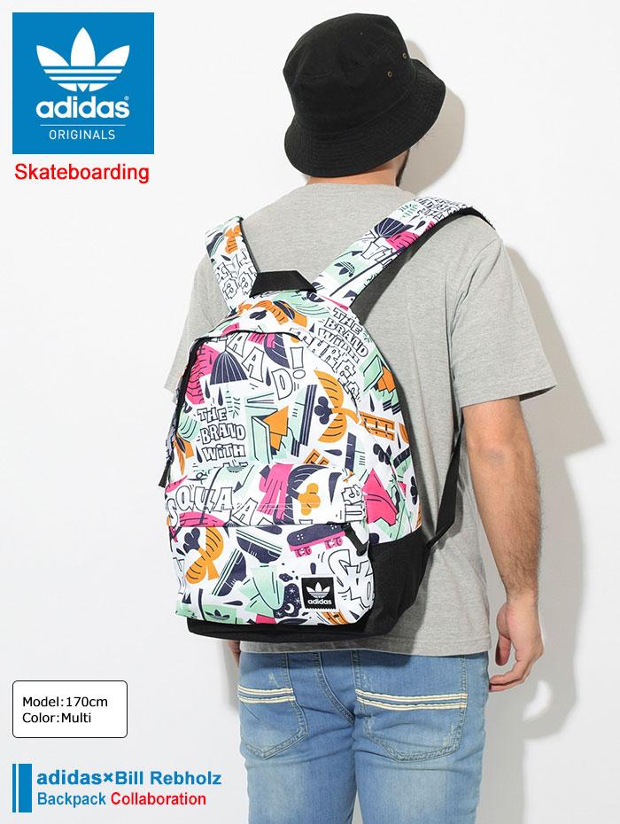 adidasアディダスのリュック Bill Backpack01