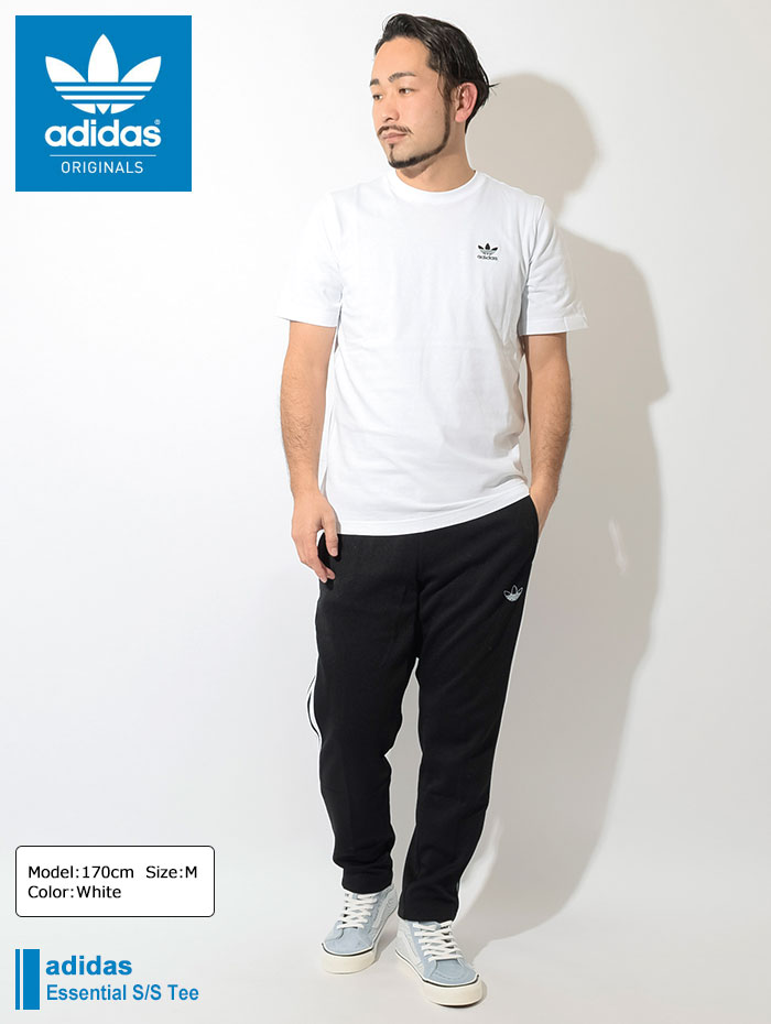 adidasアディダスのTシャツ Essential02