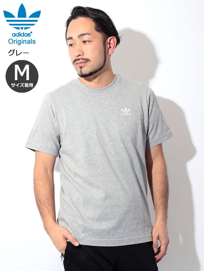 adidasアディダスのTシャツ Essential05
