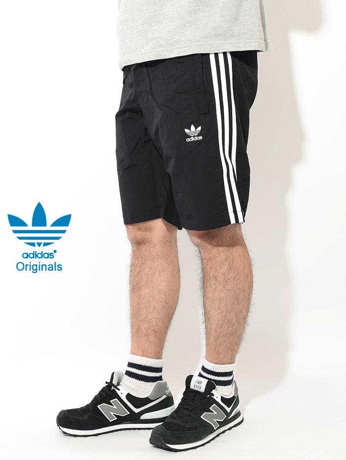 adidasアディダスの水着 3 Stripes Swim Short04
