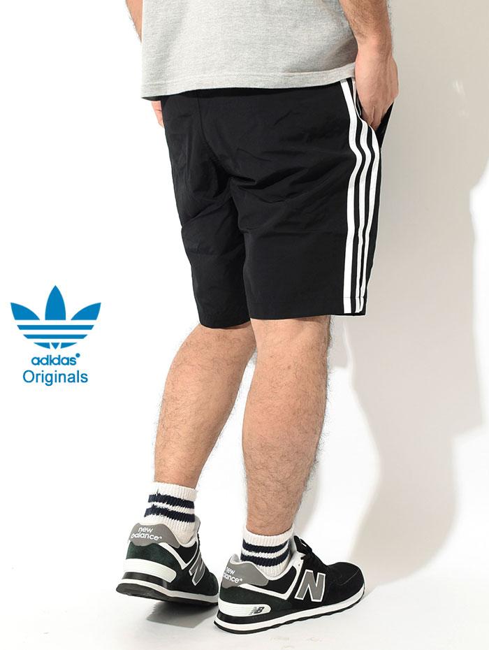 adidasアディダスの水着 3 Stripes Swim Short05