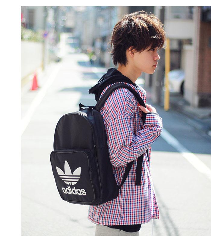 adidasアディダスのリュック 19SS Trefoil Classic Backpack02
