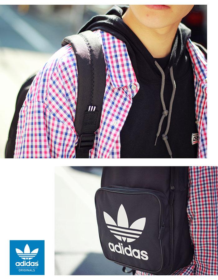 adidasアディダスのリュック 19SS Trefoil Classic Backpack03
