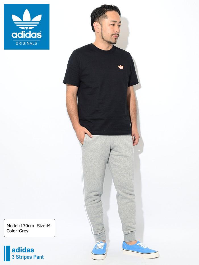 adidasアディダスのパンツ 3 Stripes Pant01