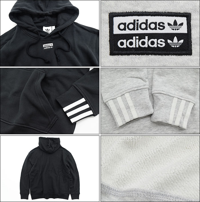 adidasアディダスのパーカー Vocal OTH Pullover Hoodie06