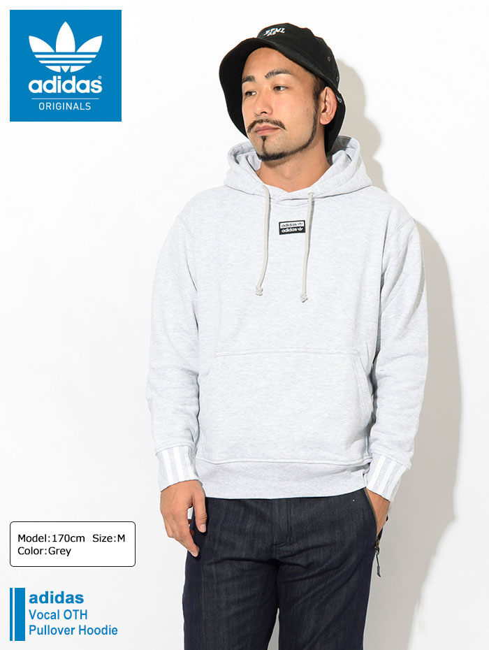adidasアディダスのパーカー Vocal OTH Pullover Hoodie01