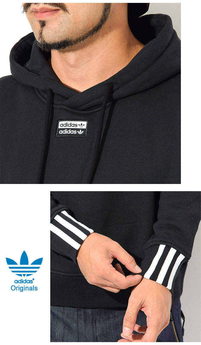 adidasアディダスのパーカー Vocal OTH Pullover Hoodie05