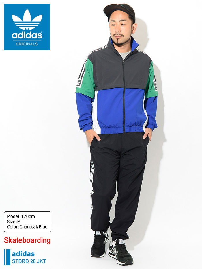 adidasアディダスのジャケット STDRD 20 JKT01