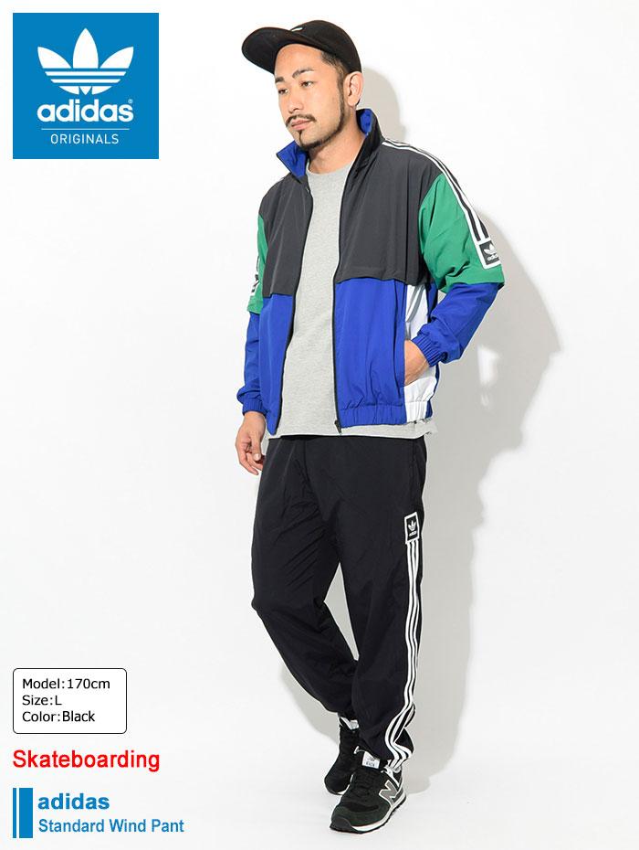 adidasアディダスのパンツ Standard Wind Pant01