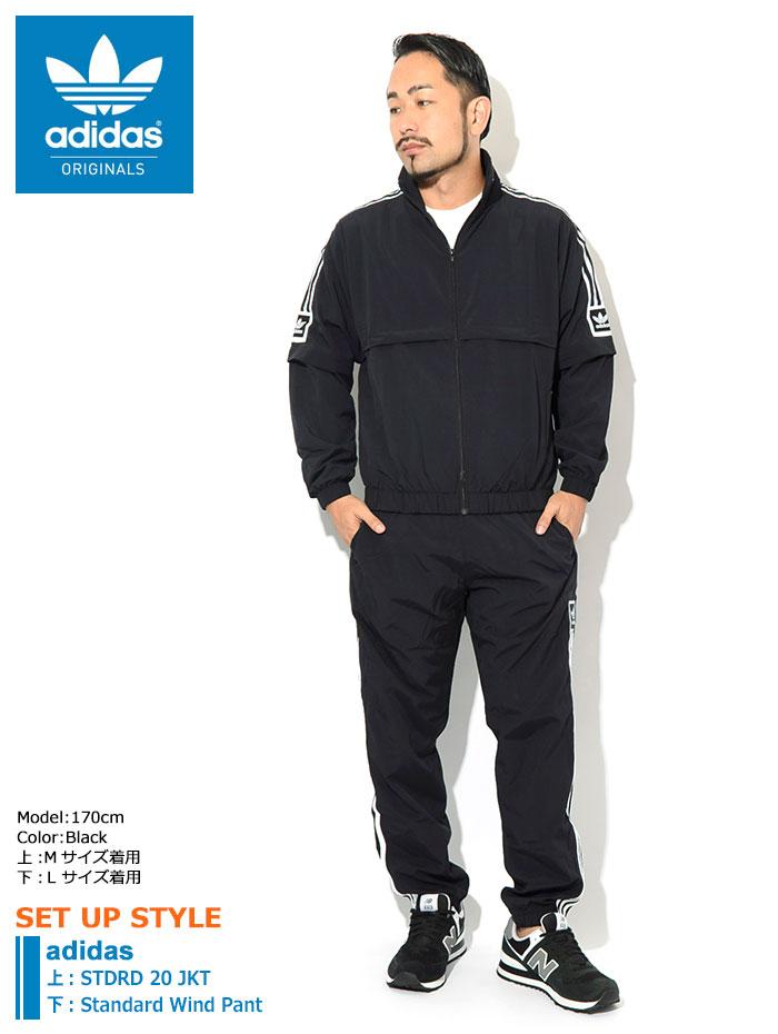 adidasアディダスのパンツ Standard Wind Pant05