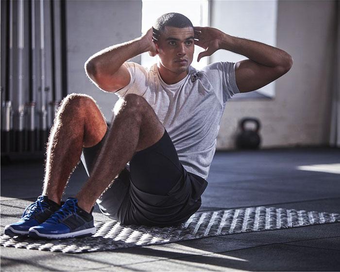 adidasアディダスのトレーニングマット Training Mat07