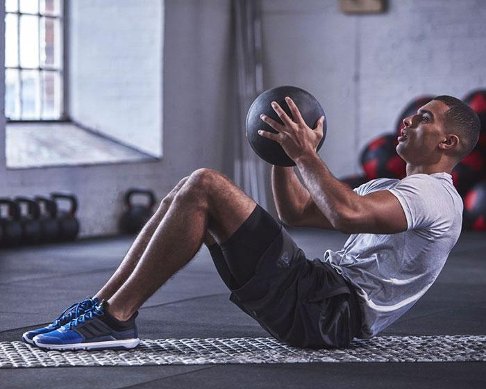 adidasアディダスのトレーニングマット Training Mat08