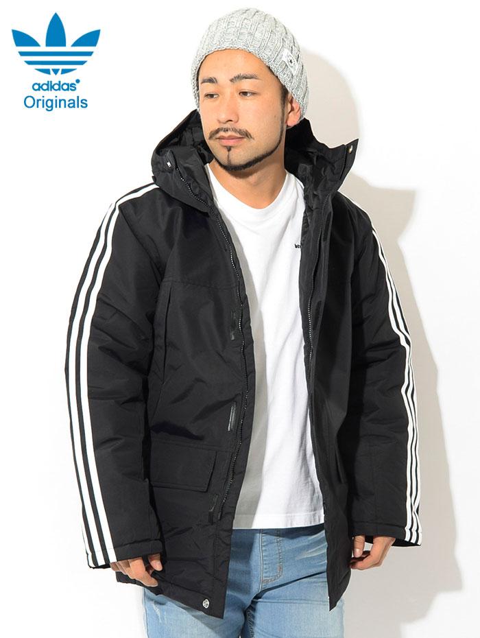 adidasアディダスのジャケット Fur Padded02