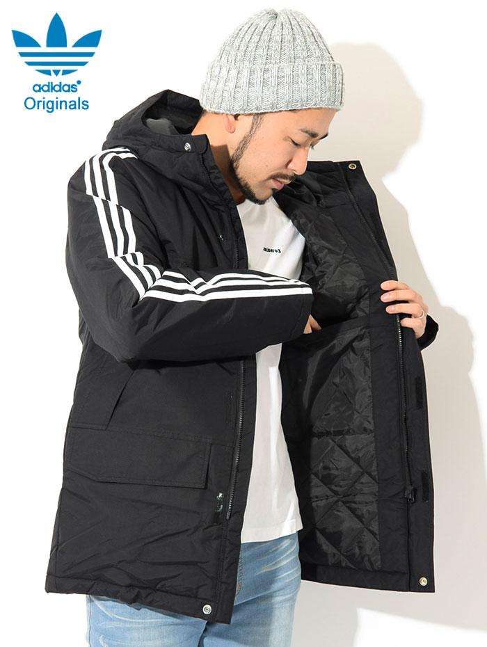 adidasアディダスのジャケット Fur Padded03