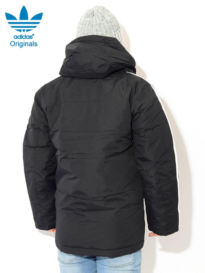 adidasアディダスのジャケット Fur Padded04