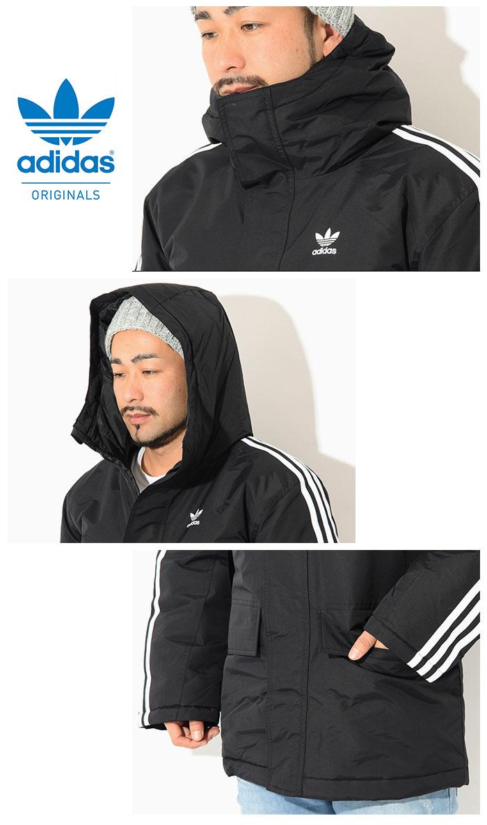 adidasアディダスのジャケット Fur Padded05
