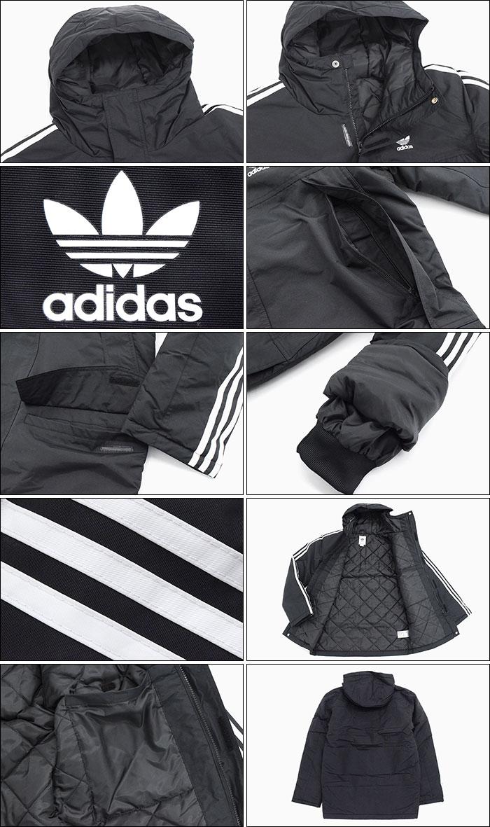 adidasアディダスのジャケット Fur Padded07