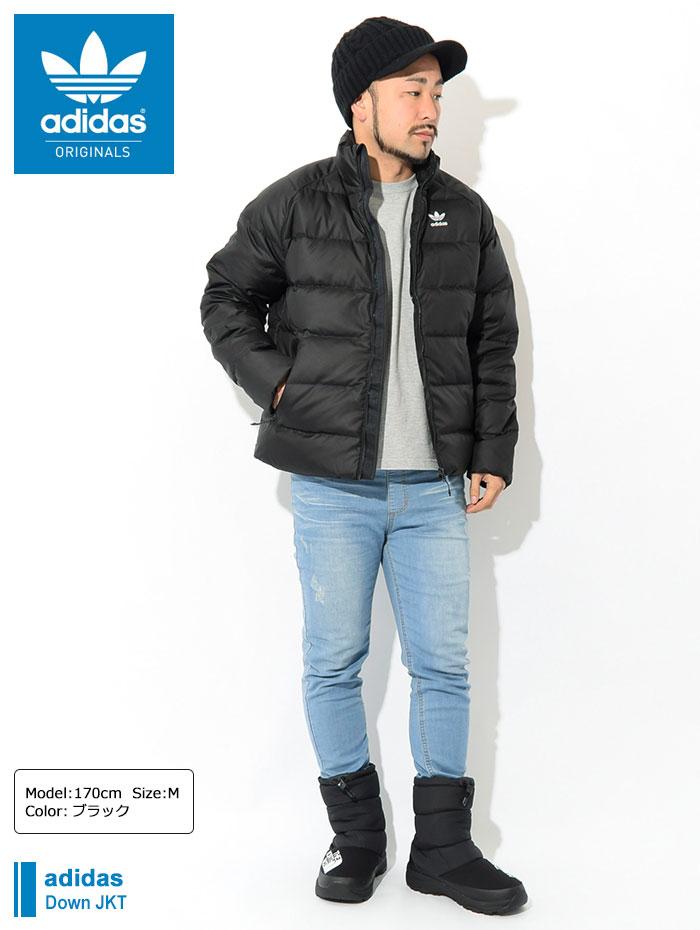 adidasアディダスのジャケット Down01