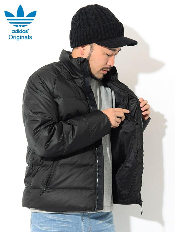 adidasアディダスのジャケット Down03