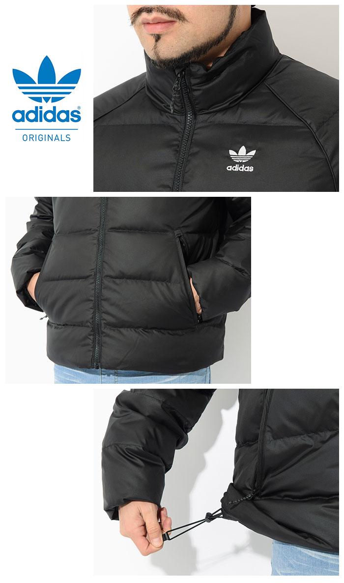 adidasアディダスのジャケット Down05