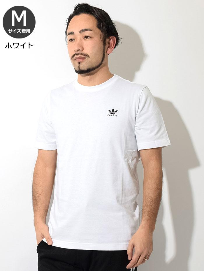 adidasアディダスのTシャツ Essential03